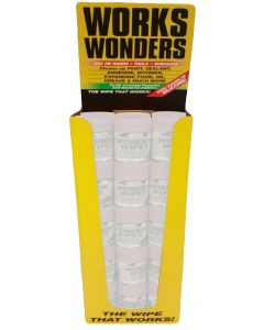 WONDER WIPES DISPLAY