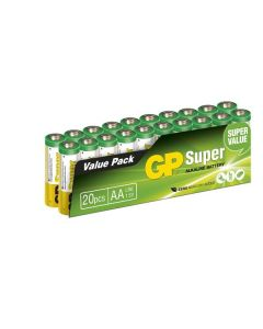 BATTERI GP SUPER ALKALINE