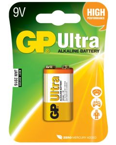 BATTERI GP ULTRA ALKALINE